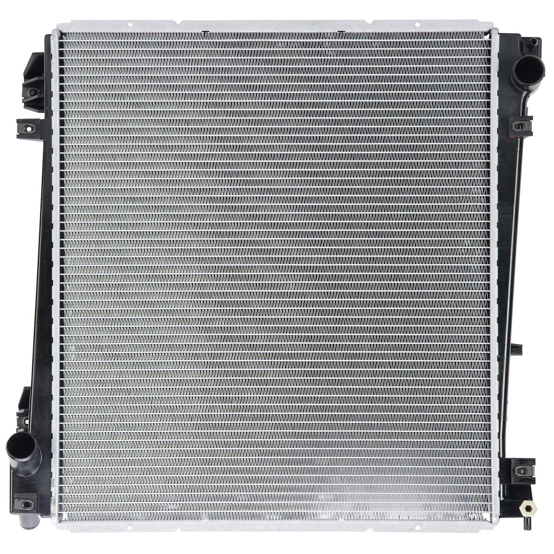 Amazon.com: Spectra Premium CU2342 Complete Radiator: Automotive