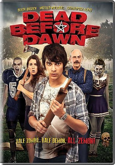 Dead Before Dawn Devon Bostick Amazon Com Br Dvd E Blu Ray