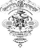 """Prima Marketing 655350814427 Brigitte Tall Decor Transfers: Brigitte Tall (30""""X37"""")"""