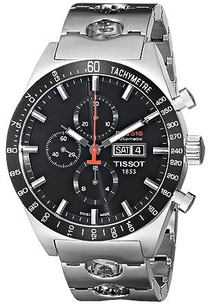 Tissot herren armbanduhr prs516 chrono