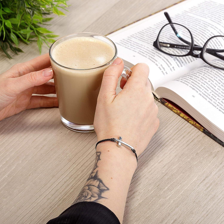 Bracelet Corde Nautique R/églable Wind Passion Tresse Cha/îne Bracelet de Charme pour Hommes Femmes