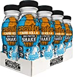 Grenade Carb Killa 330 ml Cookies & Cream High Protein Shake Bottles, Pack of 8