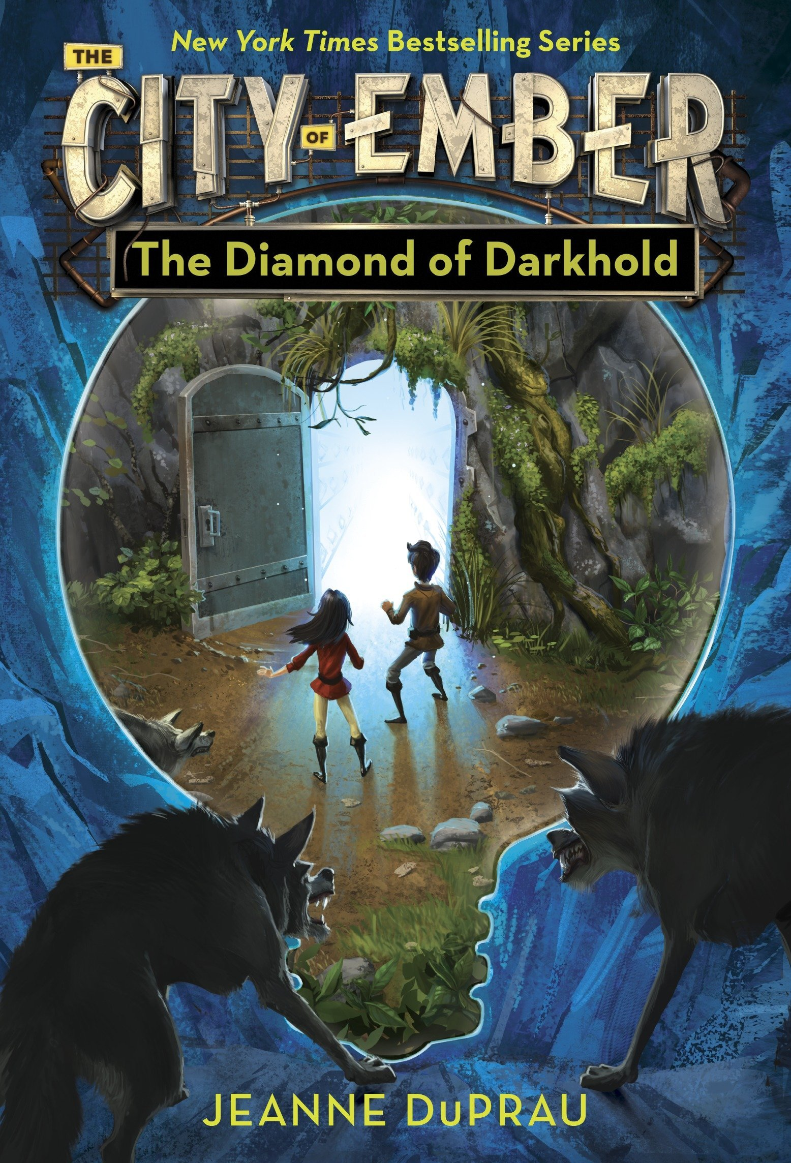 The Diamond Of Darkhold Ember Book 4 Amazon Ca Duprau Jeanne Books
