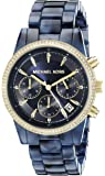 Michael Kors Women's Ritz Blue Watch MK6278