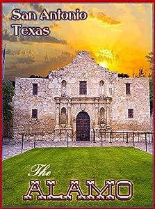 MAGNET San Antonio The Alamo Texas United States Travel Advertisement Magnet