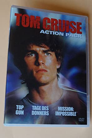Tom Cruise-Action Pack Top Gun, Tage des Donners, Mission ...