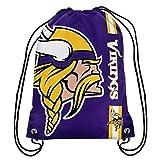 NFL Minnesota Vikings Big Logo Drawstring Backpack