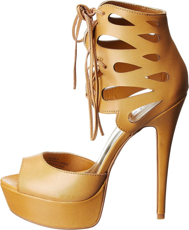 ZiGiny Womens Kalani Platform Sandal