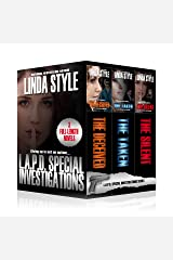 L.A.P.D. Special Investigations Series, Boxed Set: The Deceived, The Taken & The Silent Kindle Edition