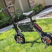 Amazon Com Swagcycle Pro Folding Electric Bike Pedal