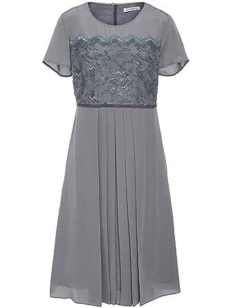 Damen - Kleid von Uta Raasch, grau, Damen-Kleider, Art-Nr. 135361 ...