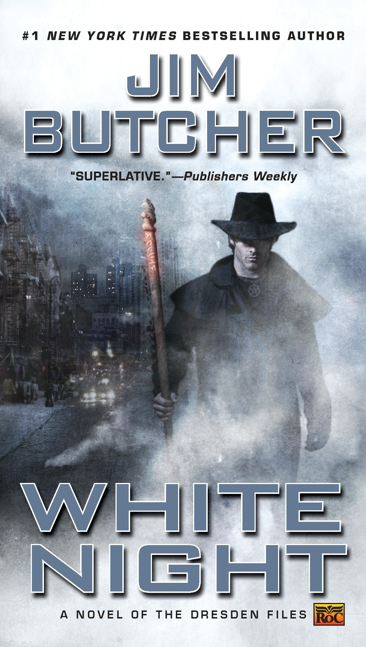Amazon.com: White Night (The Dresden Files, Book 9) (9780451461551): Jim  Butcher: Books