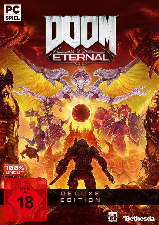 DOOM Eternal - Deluxe Edition [Windows] [Importación alemana ...