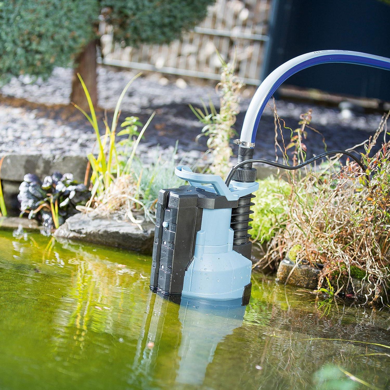Tauchpumpe 750 W Schmutzwasser Sensorautomatik TPS 13500//S Wasserpumpe aus schlagfestem Kunststoffgeh/äuse