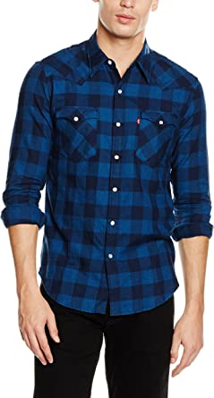 Levis® Camisa Hombre Barstow Western