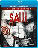 Saw: The Complete Movie Collection [Blu-ray] [US Import]
