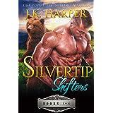 Silvertip Shifters Books 1-4: Bear Shifter Romance Box Set