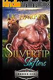 Silvertip Shifters Books 1-4