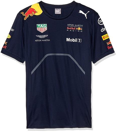 Puma Camiseta 762350MediumNoche Bull Racing Equipo Red Del kn0XO8PNw