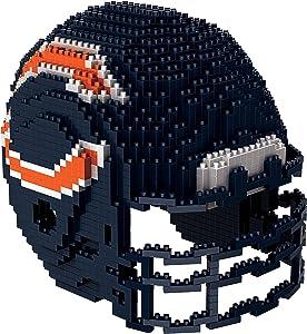 FOCO 3D BRXLZ Building Blocks - Helmet Tennessee Titans 3D Brxlz - Helmet