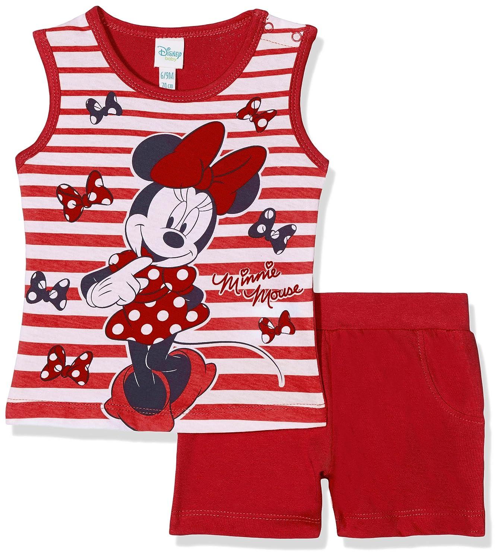 Disney Baby-M/ädchen Playsuit