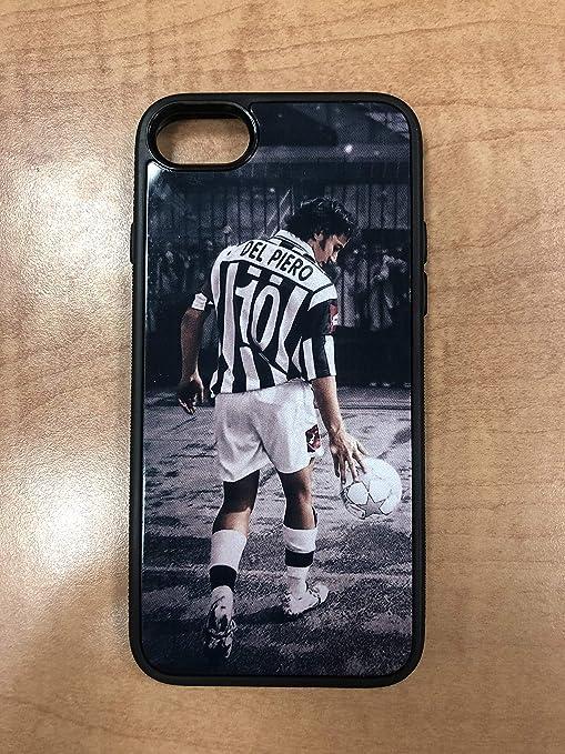 BPS del Piero Juventus - Cover iPhone 7/8: Amazon.it: Elettronica