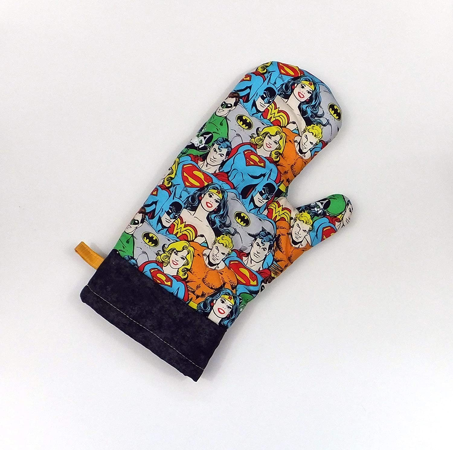 Justice League Oven Mitt