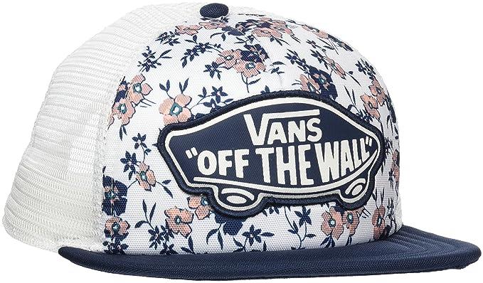 Vans_Apparel Beach Trucker Hat, Gorra de Béisbol para Mujer