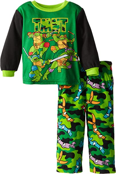 Amazon.com: Teenage Mutant Ninja Turtles Little Boys ...