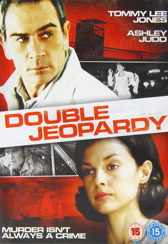 Rask Double Jeopardy (DVD) [2000]: Amazon.co.uk: Tommy Lee Jones AS-71