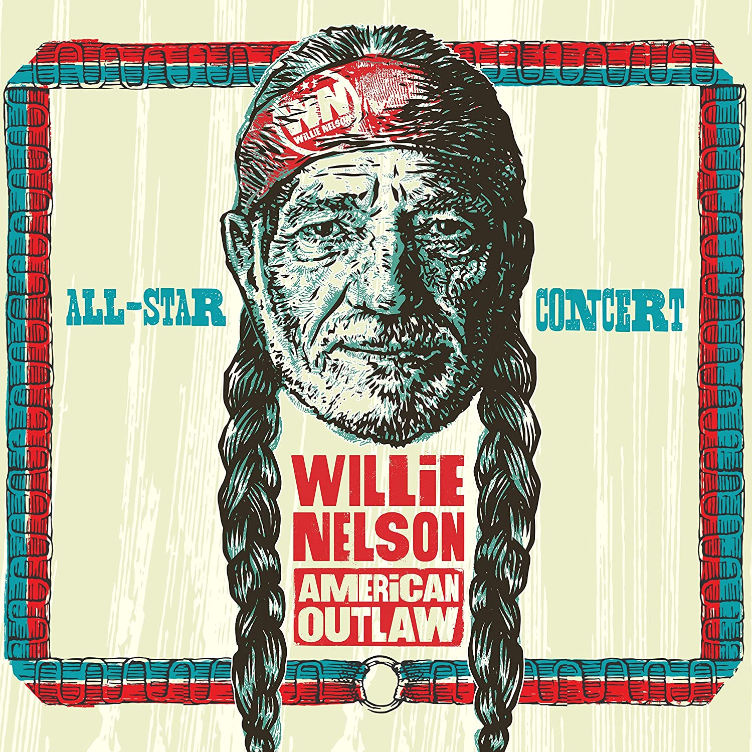 Special price for New popularity a limited time Willie Nelson American Outlaw Live 2019 Arena At Bridgestone