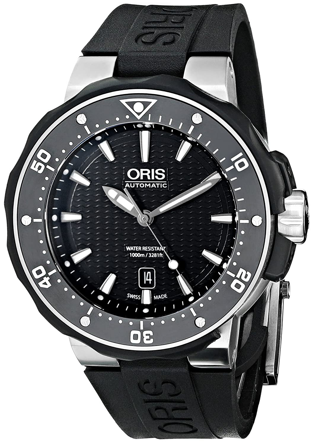 watches professional carl thumb edition oris main on limited hands brashear