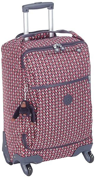 6e388b1e6 Amazon.com | Kipling DARCEY Hand Luggage, 55 cm, 30 liters, Multicolour  (Pink Chevron) | Suitcases