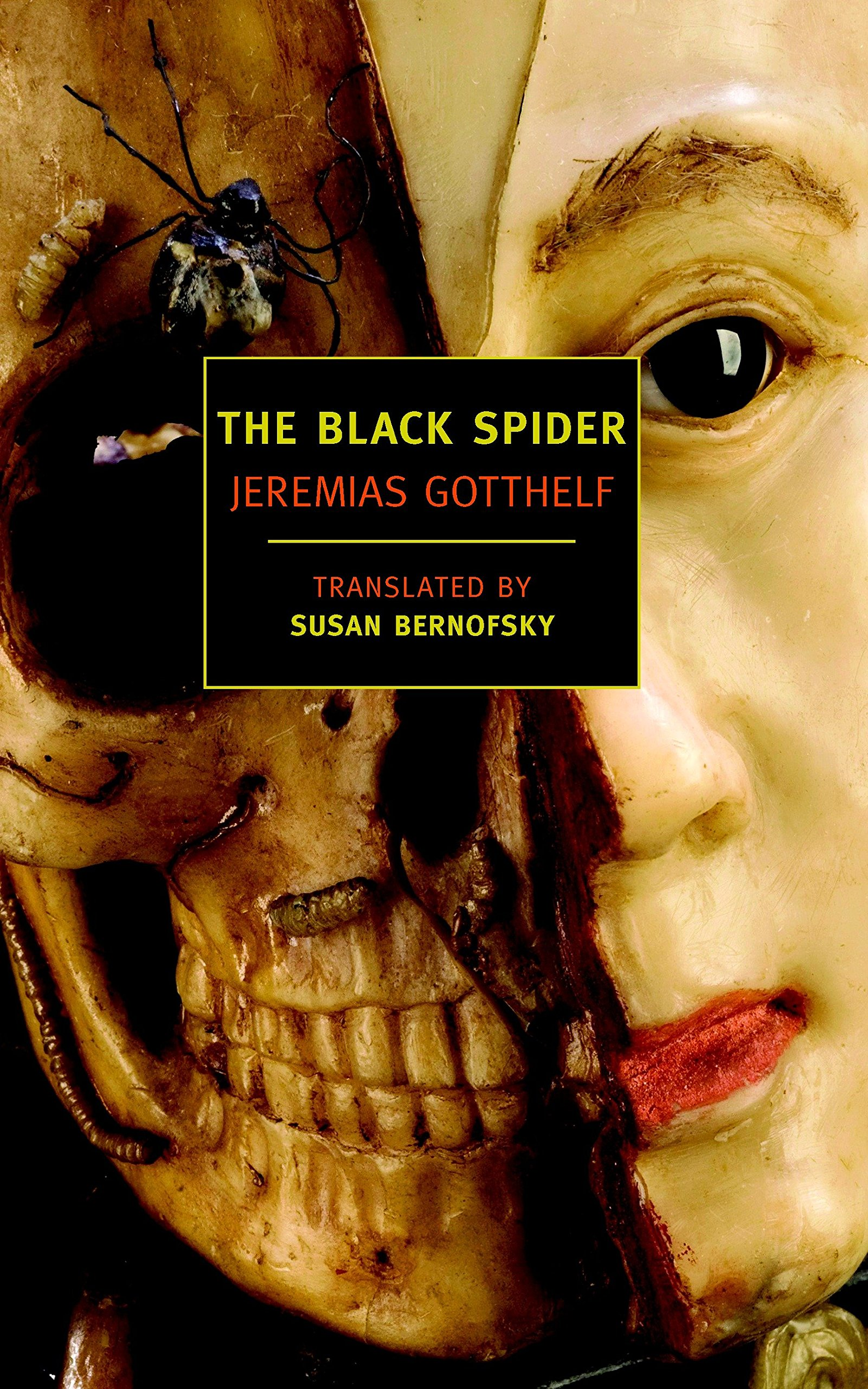 Amazon.com: The Black Spider (New York Review Books Classics)  (9781590176689): Jeremias Gotthelf, Susan Bernofsky: Books