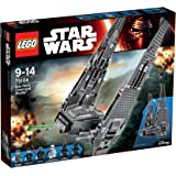 LEGO - Star Wars 75104 Kylo Ren'S Command Shuttle