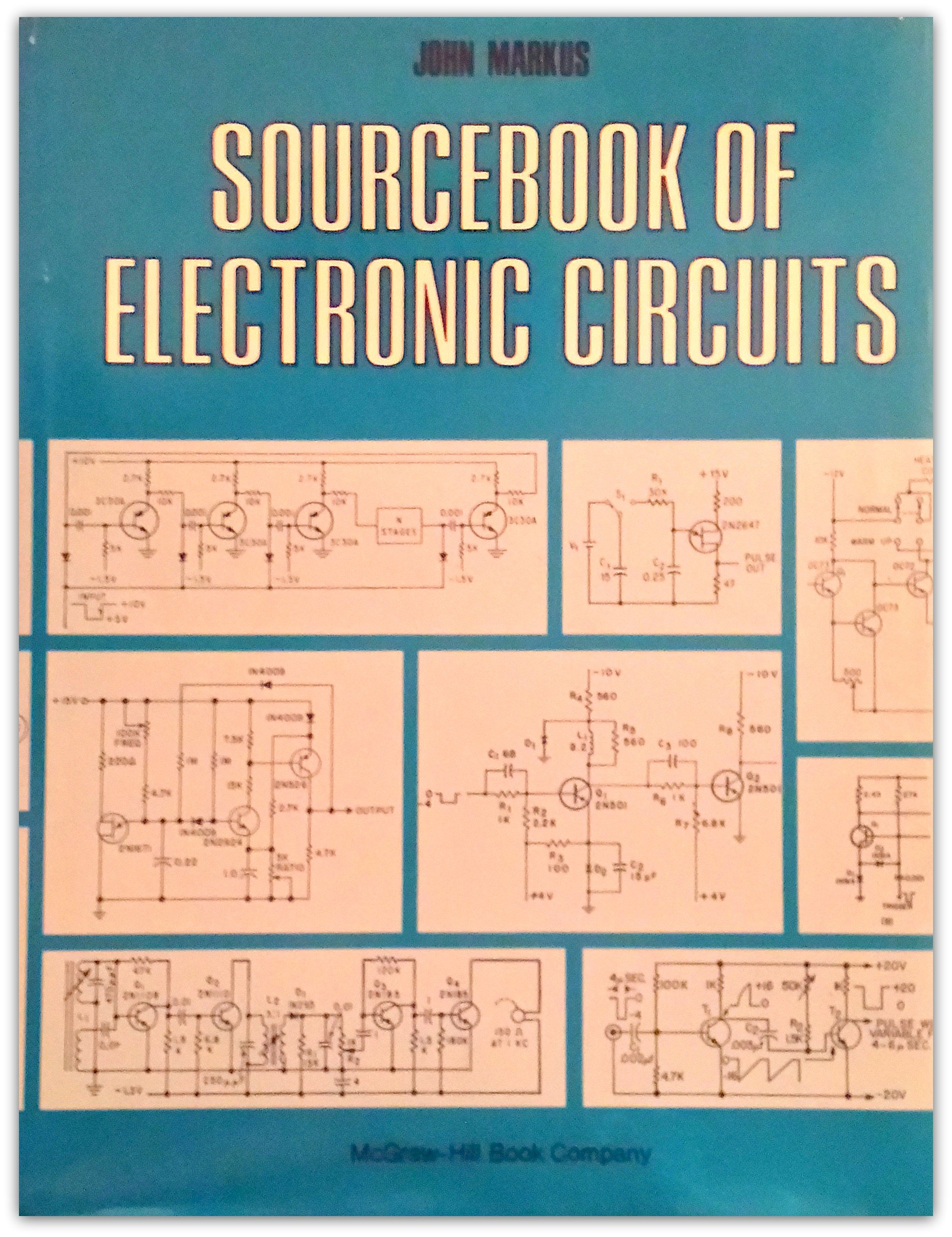 Sourcebook of Electronic Circuits: John Markus