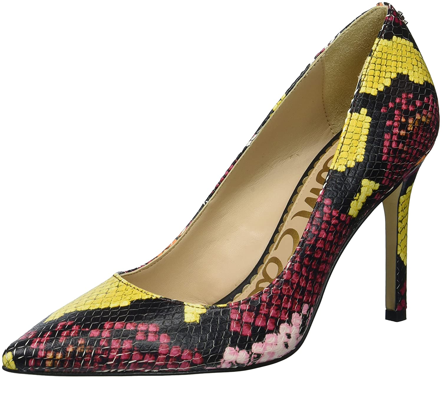 Sam Edelman Women's Hazel Pump B077498JZ7 9.5 B(M) US|Rainbow Multi