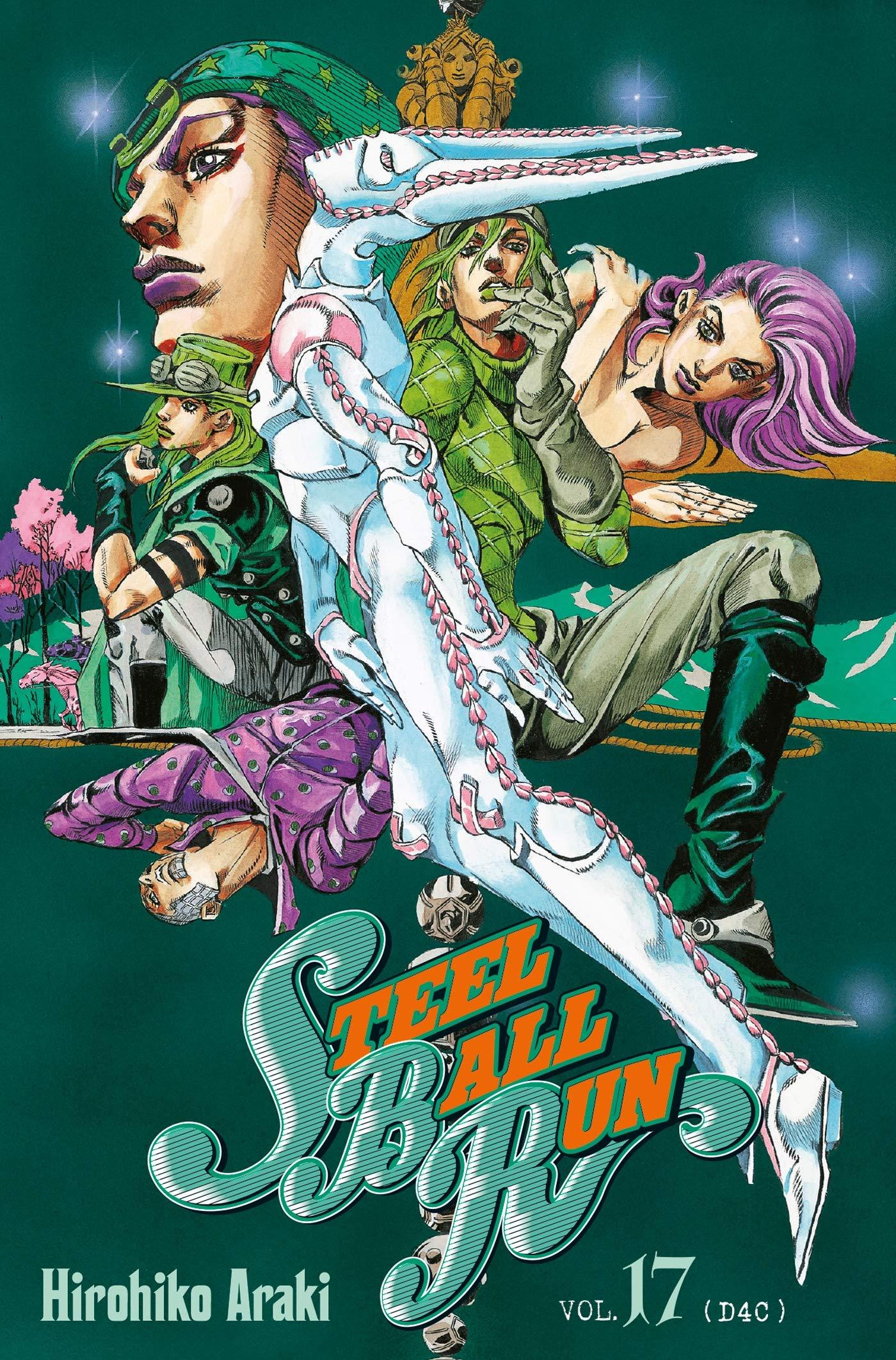 Steel Ball Run T20  Hirohiko Araki, Hirohiko Araki Amazon.de Bücher