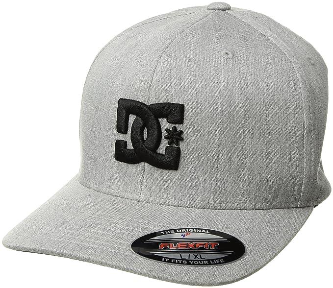 3d3d4480ff537 Amazon.com  DC Men s Capstar TX Hat  Clothing