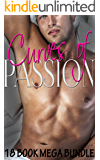 Curves of Passion (New Adult TABOO Romance 18 Book MEGA Bundle)(Curvy BBW Anthology Box Set)