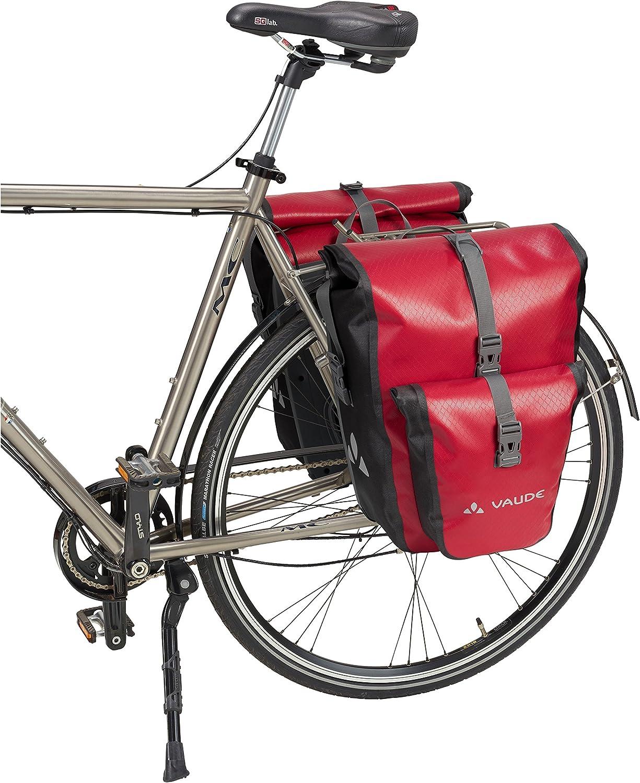Bolsa Bicicleta VAUDE Aqua Front Amarillo 2016