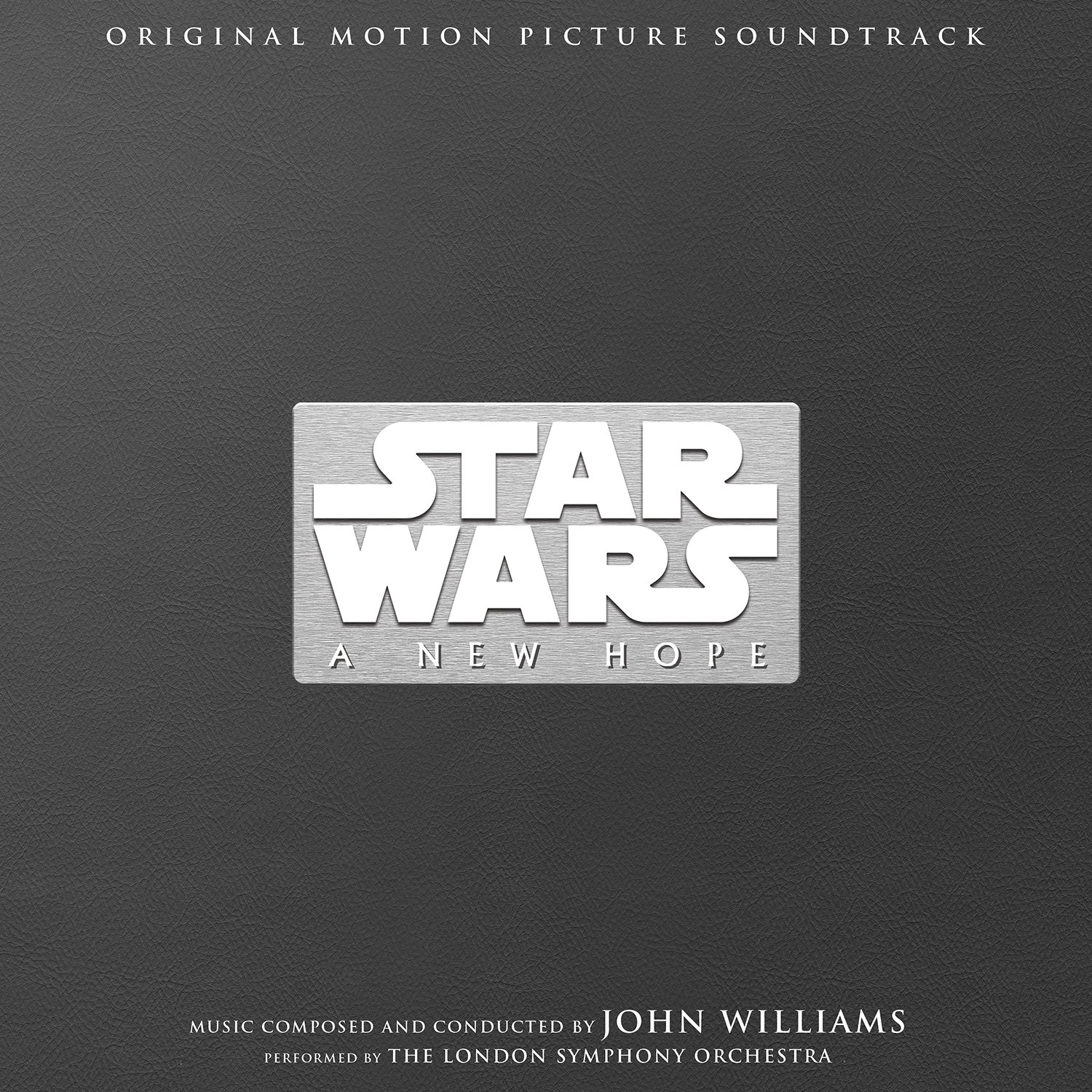 Star Wars: A New Hope [3 LP, 3D Death Star Hologram Box Set] by Walt Disney Records