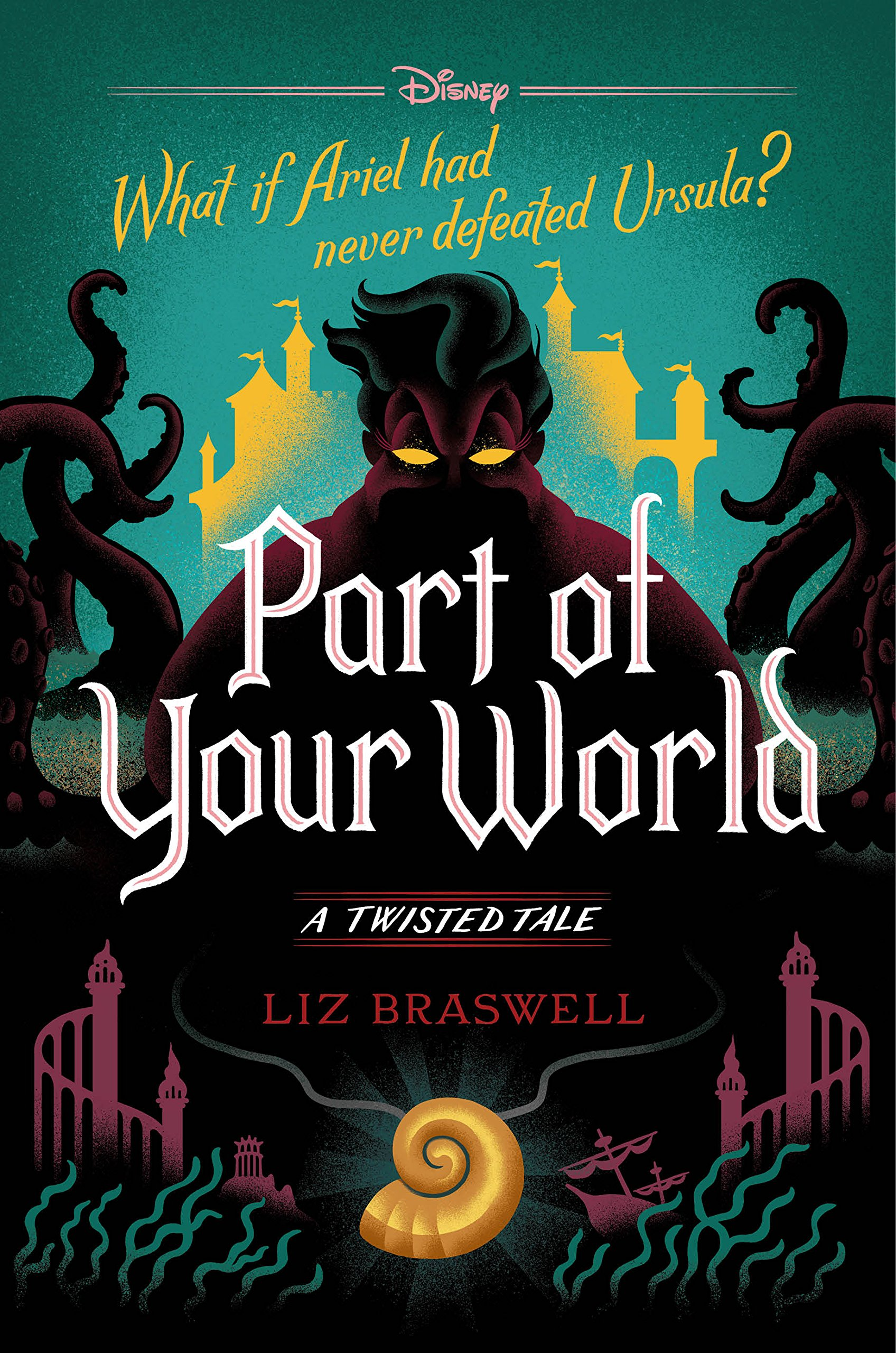 Amazon Com Part Of Your World A Twisted Tale