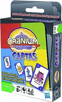 Hasbro Juegos Cranium Juego De Cartas 06484105: Amazon.es: Juguetes y juegos