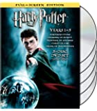 Harry Potter: Years One-Five (Full Screen Edition)
