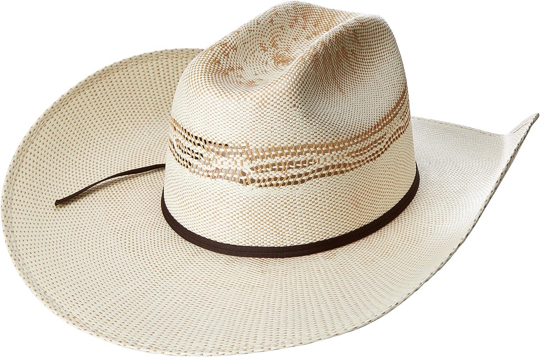 Twister 2-Tone Tan Bangora Maverick Cowboy Hat