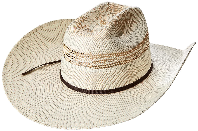 6c78cf3ef Twister 2-Tone Tan Bangora Maverick Cowboy Hat