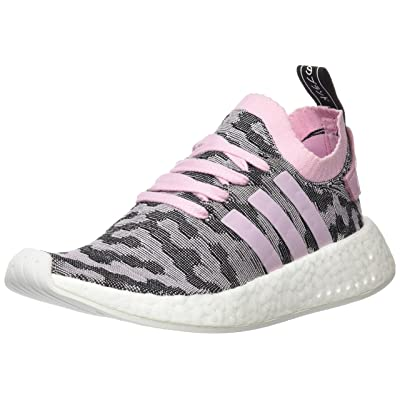 adidas NMD_R2 Primeknit Women's Sneaker (8 B(M) US)