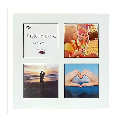 Amazon.com: Inov8 16 x 16-Inch Insta-Frame Driftwood Photo Frame for ...
