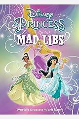 Disney Princess Mad Libs Paperback